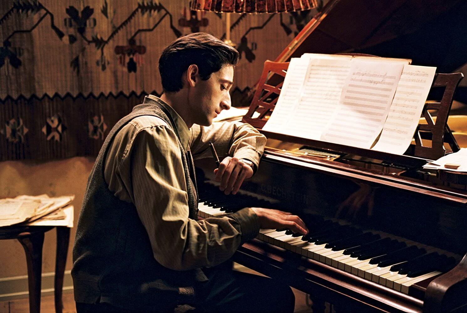Pianoçu ( The Pianist 2002 ) yüksək keyfiyyətlə onlayn izlə