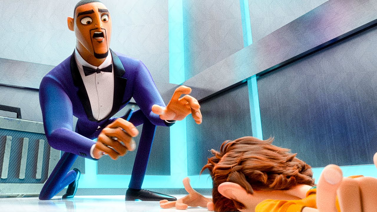 Spies In Disguise 2019 Watch Online In Best Quality