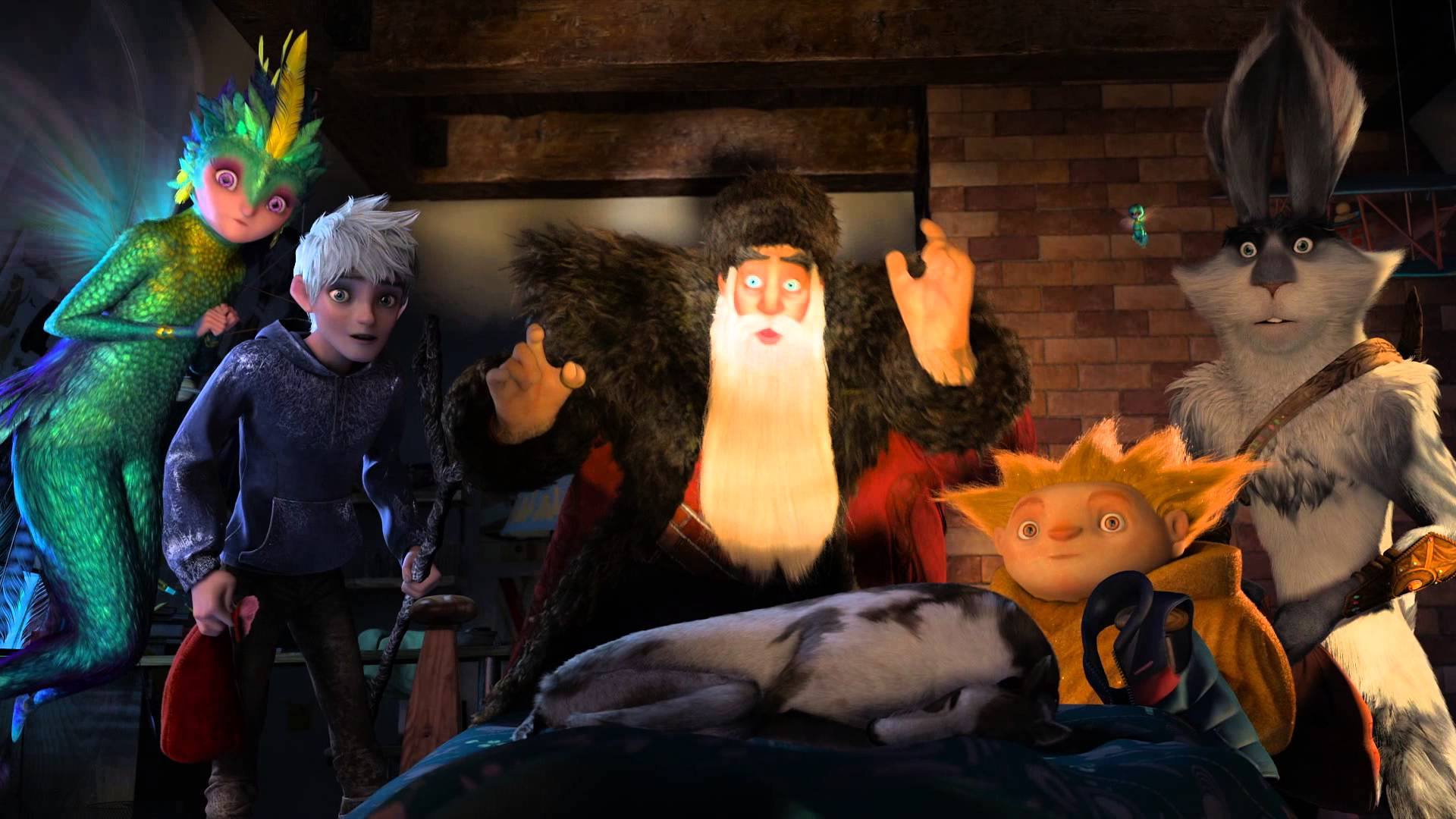 Rise Of The Guardians 2012 Watch Online In Best Quality