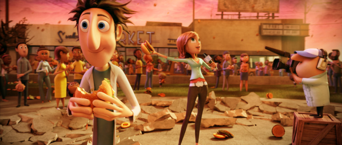 Cloudy With A Chance Of Meatballs 2009 Watch Online In Best Quality